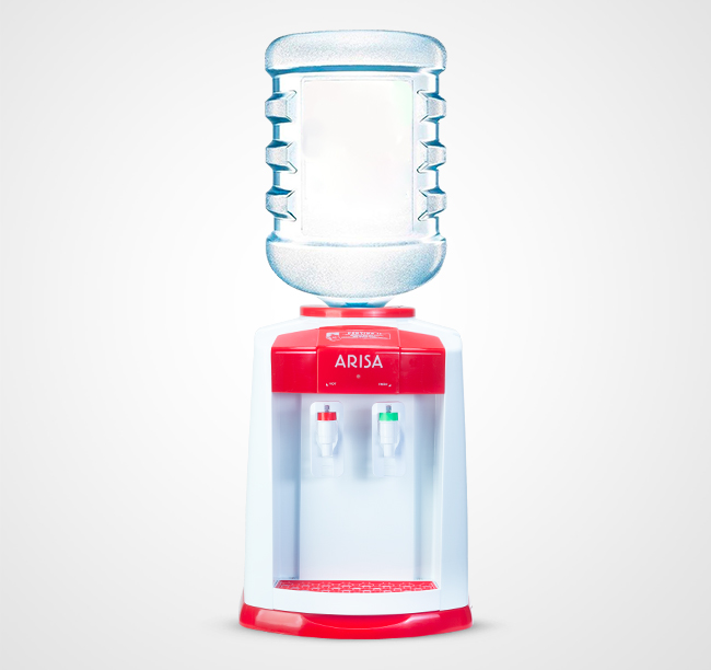 Dispenser WD - 1410P - Red