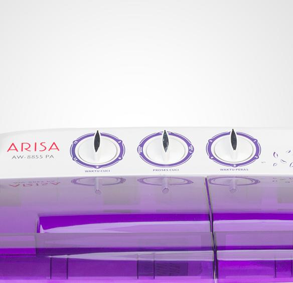 Mesin Cuci AW - 9955 - Purple
