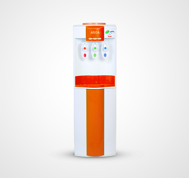 Dispenser CWD - Orange