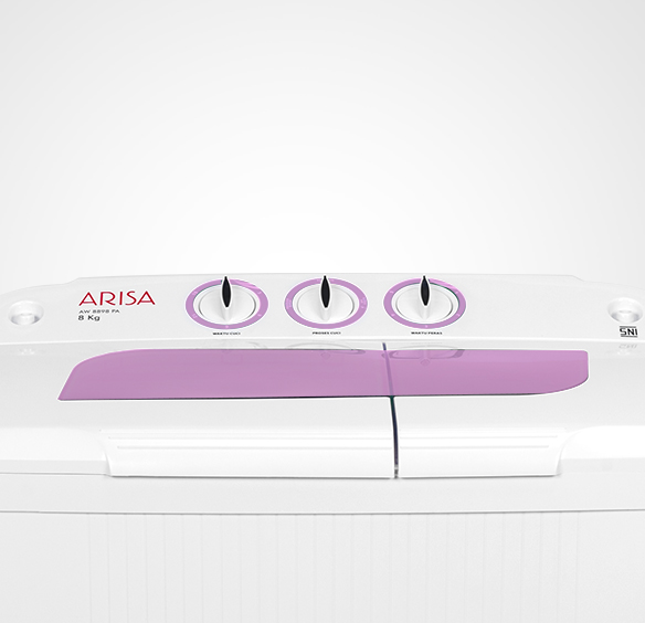 Mesin Cuci AW - 8898 - Pink