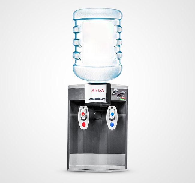 Dispenser WD - 1111T - Charcoal