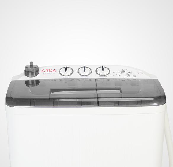 Mesin Cuci AW - 8855 - Grey
