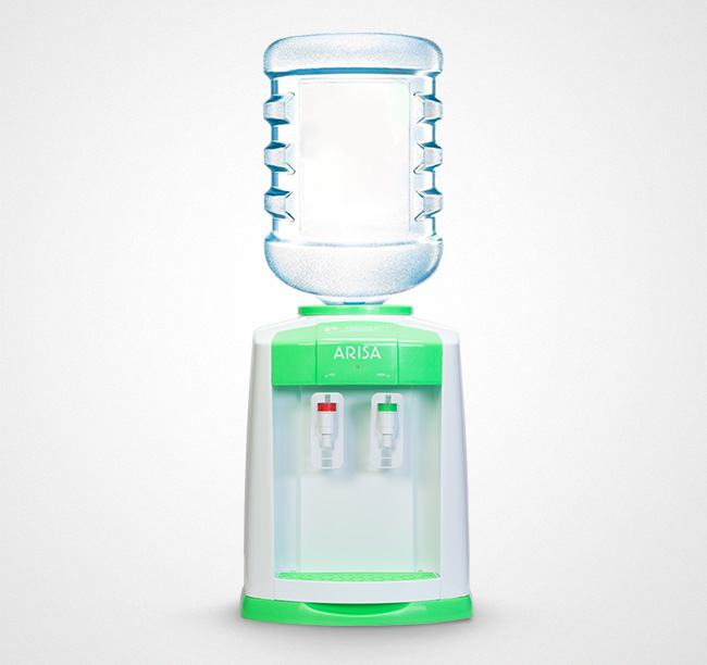 Dispenser WD - 1410P - Green