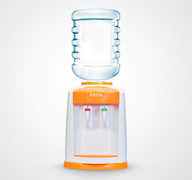 Dispenser WD - 1410P - Orange