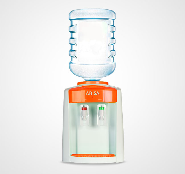 Dispenser PWD - Orange