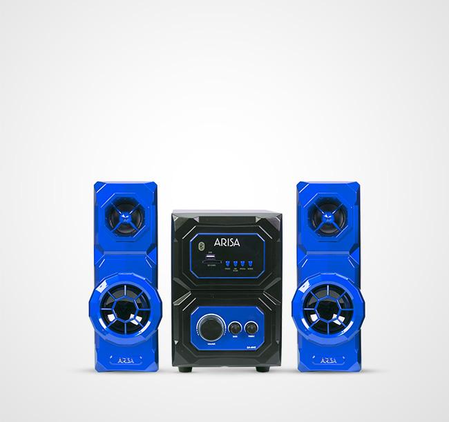 Speaker Aktif SA - 4042 - Blue