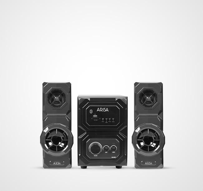 Speaker Aktif SA - 4042 - Silver