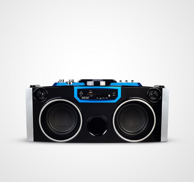 Speaker Aktif SA - 3052 - Blue