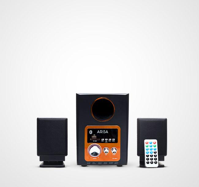 Speaker Aktif SA - 4041 - Bronze