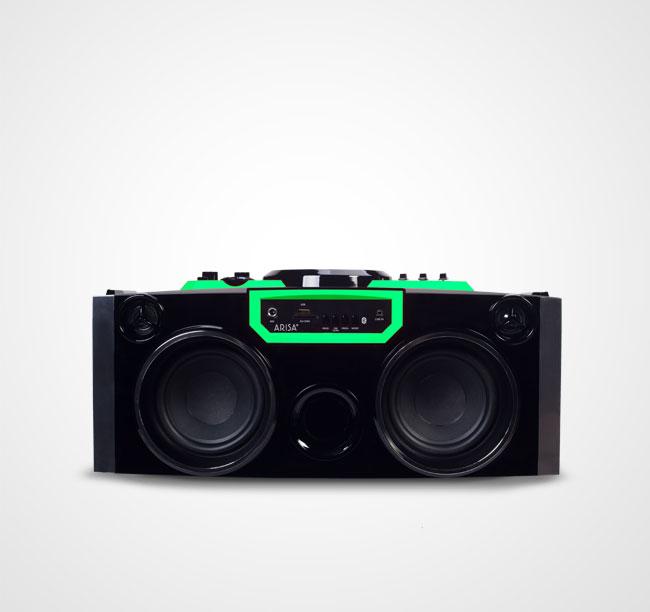 Speaker Aktif SA - 3052 - Green