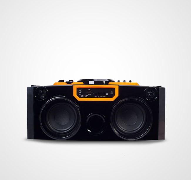 Speaker Aktif SA - 3052 - Orange