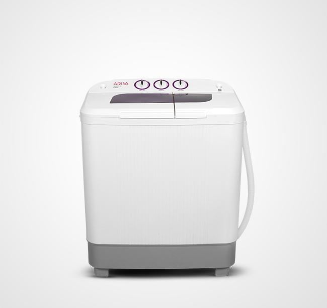 Mesin Cuci AW - 8898 - Classic Purple