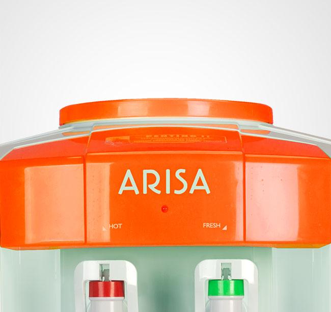 Dispenser PWD - Orange