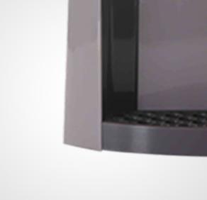 Arisa Dispenser PWD - Charcoal