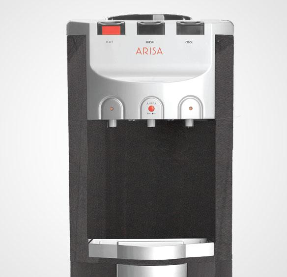 Dispenser TWD - Charcoal